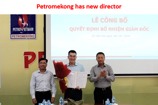 Petromekong has new director