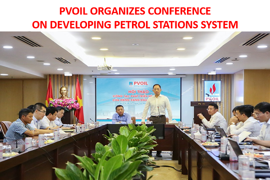 PVOIL organizes conference on developing petrol stations system