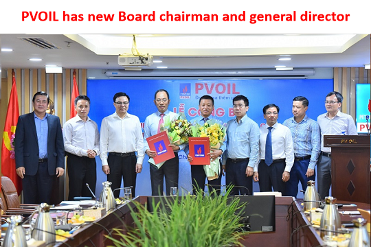 PVOIL has new Board chairman and general director