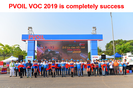 PVOIL VOC 2019 is completely success