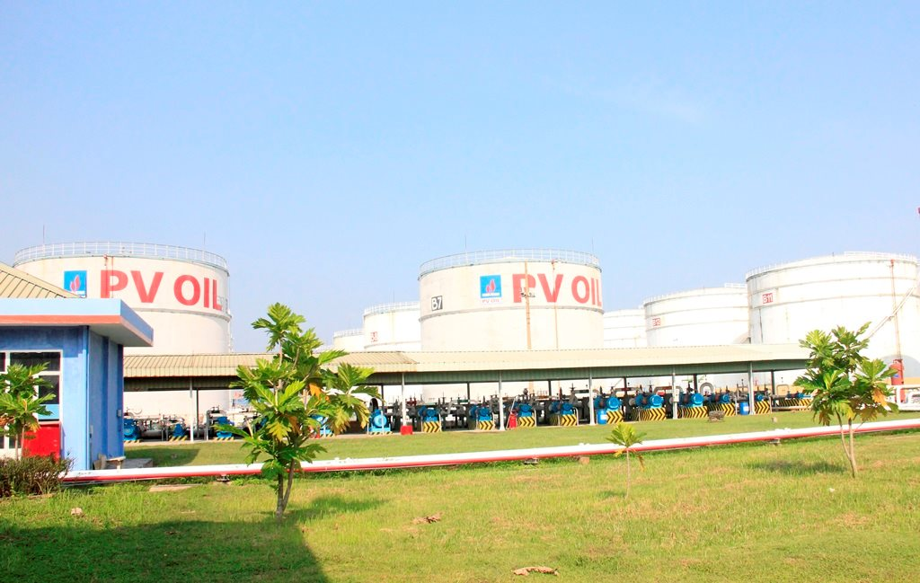 Business story of PetroVietnam Oil Corporation