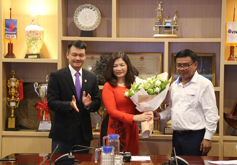 PVOIL Lao and PVOIL Lao Trading get new director
