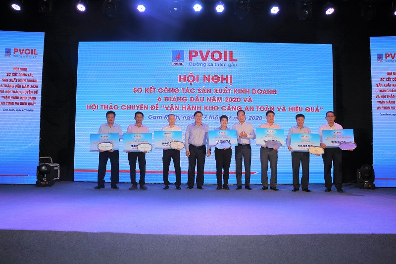 PVOIL reviews business results in the first 6 months of 2020